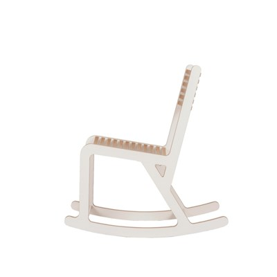 Rocking Chair / White