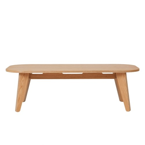 Low Round Table / Oak