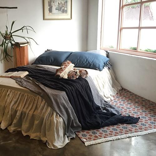 로코코 프린지 매트 : Rococo fringy mat