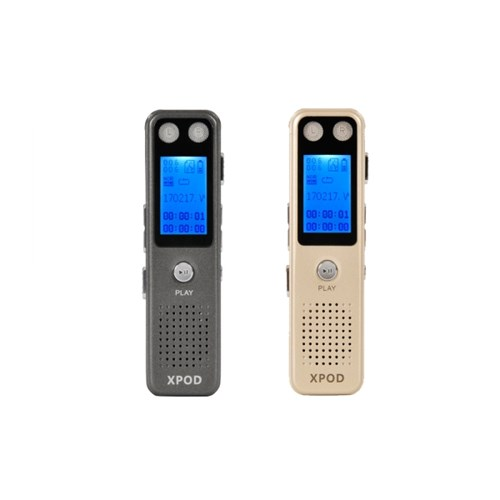 녹음기 XP777 보이스레코더 8GB 최대570시간저장