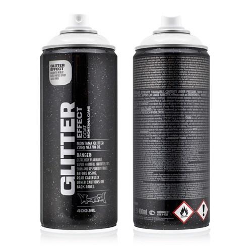 몬타나 글리터 실버(Glitter Silver)스프레이 400ml