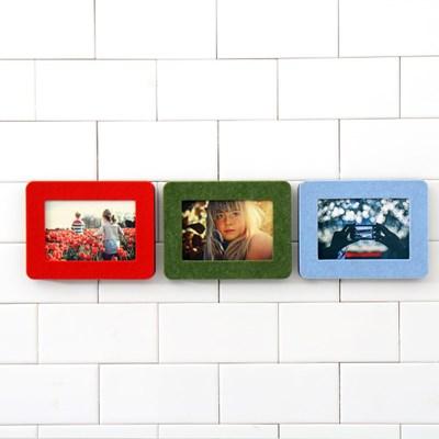 샌드위치 액자 3x5 - FELT