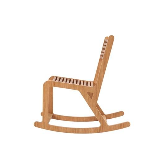 Rocking Chair / Oak