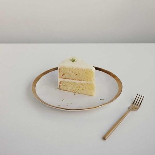 Matt gold - 05 Cake fork