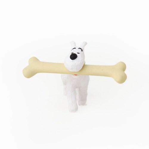 [틴틴] SNOWY WALKING+BONE 4.5cm