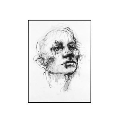 EPOK- 인투더 퓨쳐 (Into the future) framed