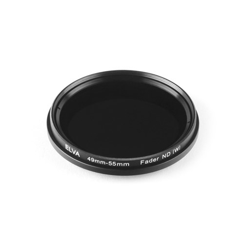 엘바 ELVA 가변필터 Fader ND [W] ND4-ND2000 49mm