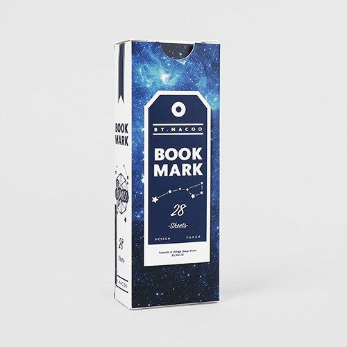 Book Mark Pack-02 Space