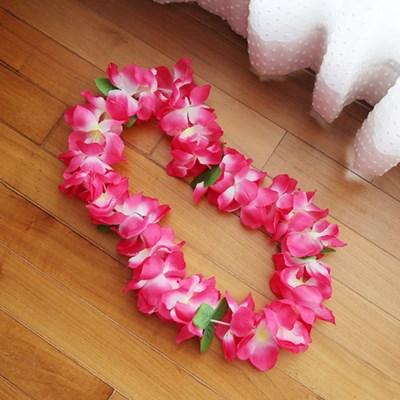 Hawaiian Flower Lei 하와이꽃목걸이