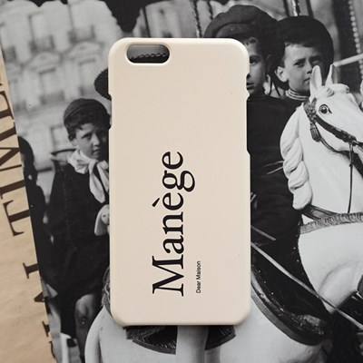 French Classic Phone case - Manege