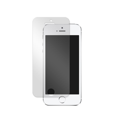 아이폰SE 올레포빅 액정 보호필름 2매+매트측후면 2매