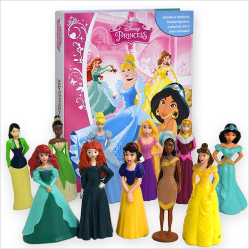DISNEY PRINCESS : MY BUSY BOOKS - 2015 EDITION