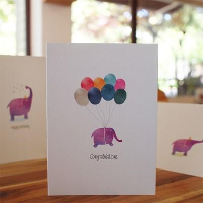 동물카드(코끼리)