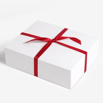 화이트 선물상자1호(3개)