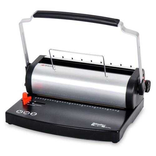 와이어링제본기 WS-520 + 링100개+표지100매/ 사무용