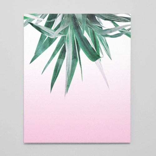 green to pink/그린 투 핑크[캔버스]