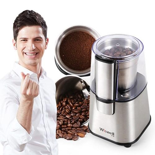 전동커피그라인더 WSG-9100/원두분쇄기/커피밀