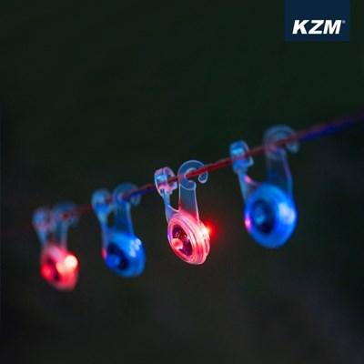 카즈미 LED 스트링가드 2Pset K6T3T006 /감성 캠핑용품 안전용품