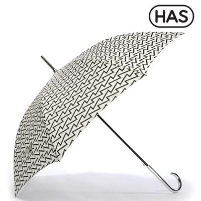 [HAS] 슬림 장우산 8살대 HV858(68)_지그재그_(801667793)
