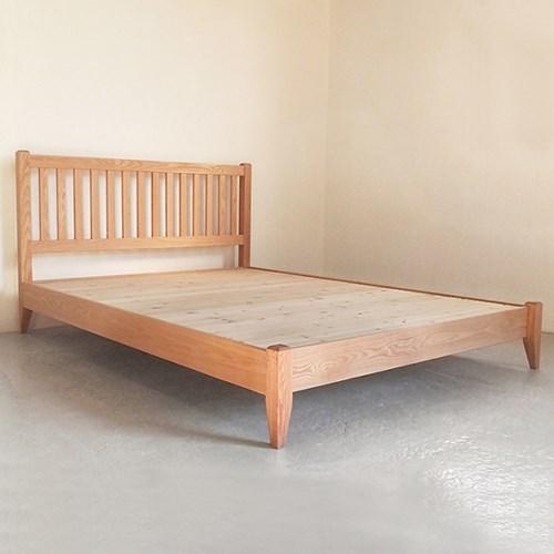 산책길 침대