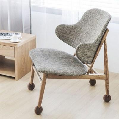 [펀샵수입정품] Chair Slipper - 소음방지 체어슬리퍼 (4개-1세트)