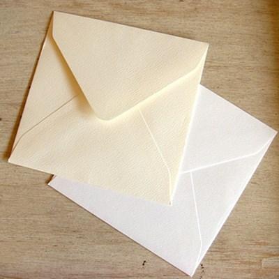 정사각형 카드봉투 (색상&매수 선택)