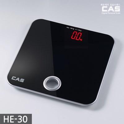카스(CAS) 매직글라스 디지털 체중계 HE-30