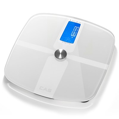 카스(CAS) 프리미엄 디지털 체지방 체중계  GBF-1257 (화이트)