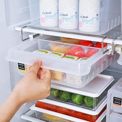 냉장고 레일 저안트레이 2호(25cm)