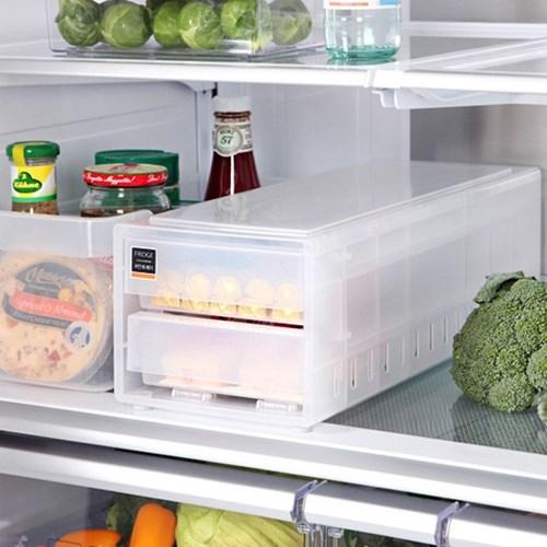 냉장고 서랍 저안트레이 B형(수납2칸)_(445970)