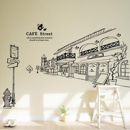 idc291-향긋한 카페거리에서