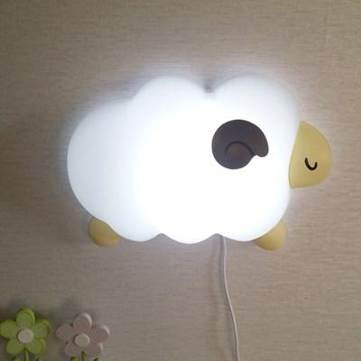 [LAMPDA] 밝기조절 선택 LED형 꿈양 벽등