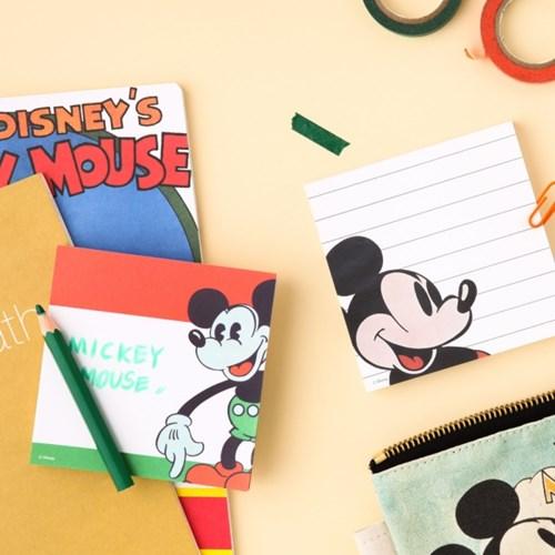 [Disney]Vintage Poster_memo pad