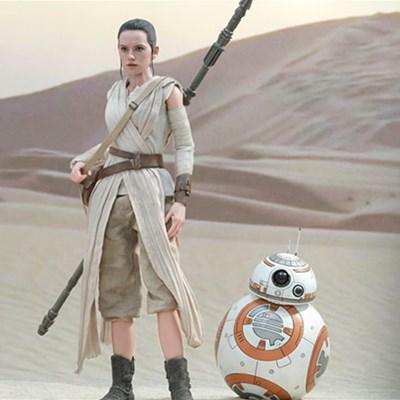 레이(Rey) and BB-8 Set /스타워즈 : 깨어난 포스 피규어세트