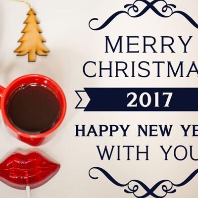 크리스마스스티커 베스터2017