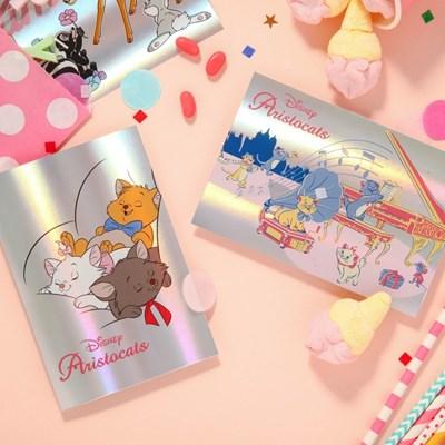 [Disney]Character_Hologram Post Card