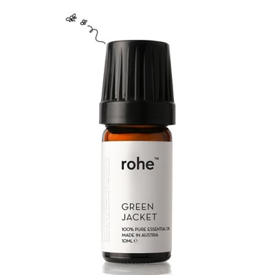 [rohe] 그린 재킷 (Green Jacket) 블렌딩 오일 10ml, 수입완제품
