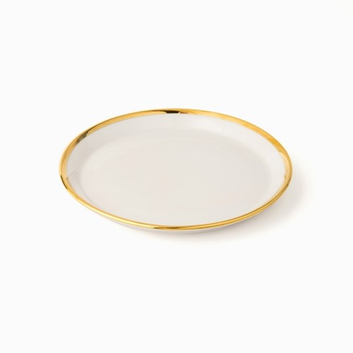 골드 접시 S (16.5cm)