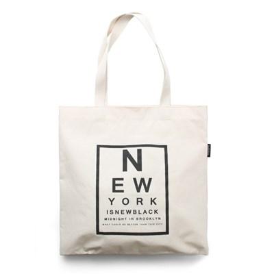 버빌리안 코튼 에코백 [new york]