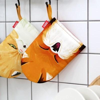 주방장갑 / Fox