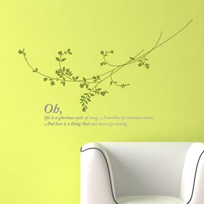데코꽃줄기 S678-포인트시트지 그래픽스티커 데코장식_(1975713)