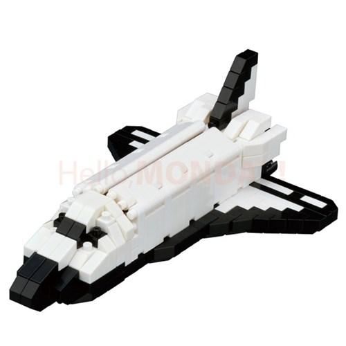 [나노블럭] 우주 왕복선