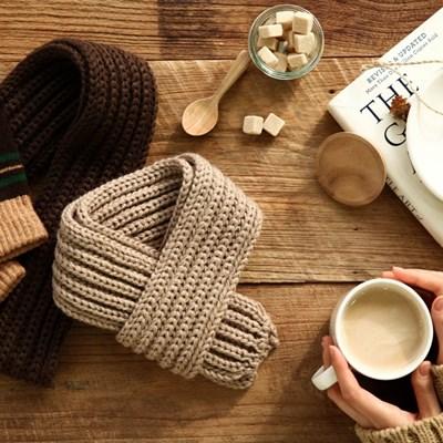 Petit Knit Muffler