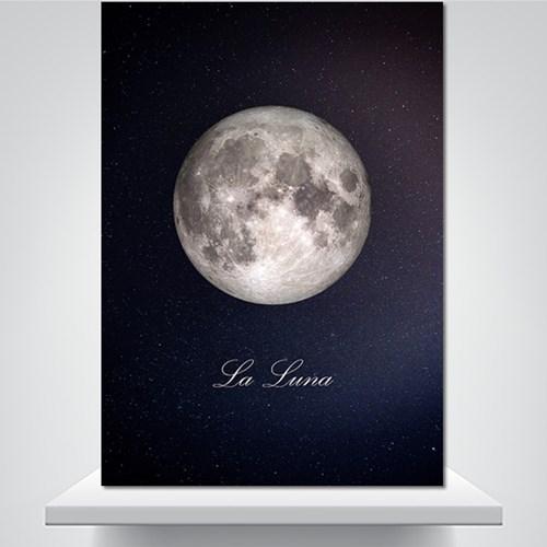 보름달 반짝 - 감성사진 폼보드 액자