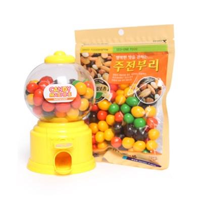 베이비 캔디머신+땅콩초코볼 200g