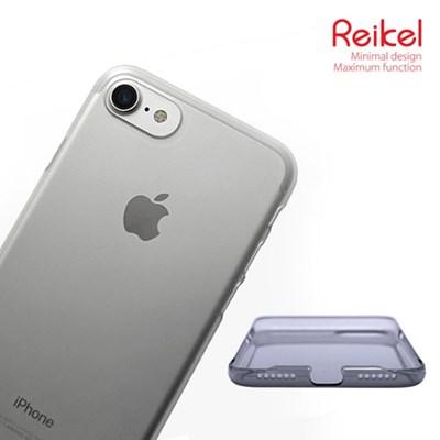 라이켈 아이폰 7 7플러스 초슬림 4면 풀보호 하드 케이스