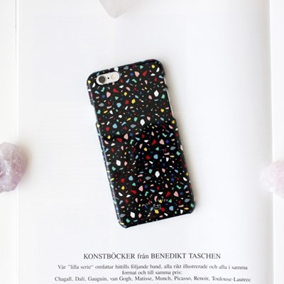 GEM PHONE CASE - BLACK