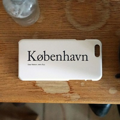 Classic Phone case - København