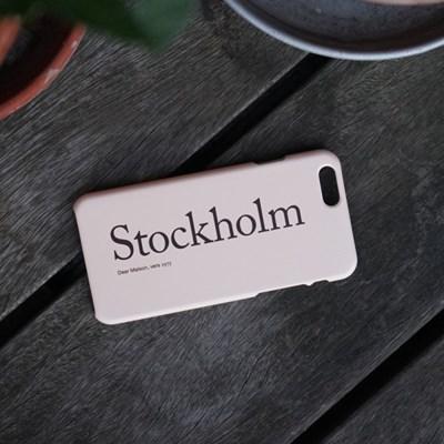 Classic Phone case - Stockholm