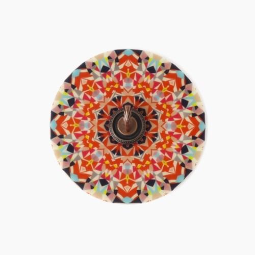 Decolfa 후크 스티커- 오렌지 (M4100)